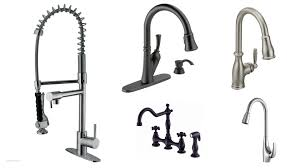 Best Inspirational Kitchen Sink Faucets at Lowes • HIgh