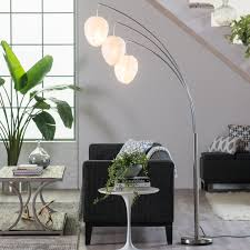 ore international 6932 inspirational 3 light crystal arch floor