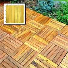 patio ideas acacia wood patio tiles polywood deck modern wood