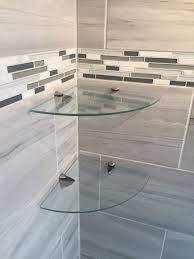 interesting ideas shower corner shelves splendid design shelf