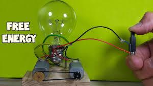 free energy light bulbs 230v using piezo igniter