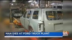 Man Dies At Ford Truck Plant - Sunday, Dec. 10, 2017 - 7 A.m. - YouTube Ford Motor To Expand At Louisville Assembly Plant Where Escape Is Lmpd Man Electrocuted Killed Truck News Halts F150 Production Says No Impact On 2018 Profit Fox Contract Rejected 2 More Plants Uaw Leaders Scramble Win Kentucky Tour Video Hatfield Media Dump 1998 3d Model Hum3d Allamerican Pickup Trucks Aim Lure Chinas Wealthy Leading Economic Indicators Index Rose In October Wsj Co Historic Photos Of And Environs L Series Wikiwand The Super Duty A Line Of Over 8500 Lb 3900 Kg