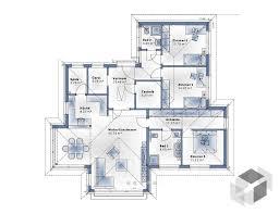 einfamilienhaus bungalow s141 mit einliegerwohnung vario