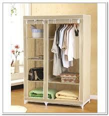 Portable Closet Wheels wardrobes portable wardrobe closet lowes