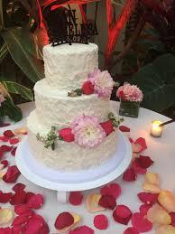 Rustic Garden Wedding Cake On Central