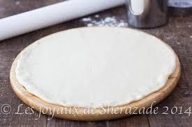 pâte à pizza maison moelleuse les joyaux de sherazade