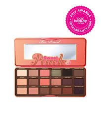 Best Palette TotalBeauty Awards 2017 Best Makeup Products