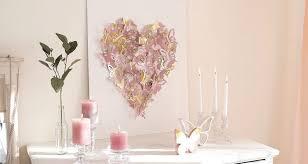hol den sommer in dein wohnzimmer romantische diy