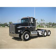 100 Tri Axle Heavy Haul Trucks For Sale 2005 Kenworth T800B Truck Tractor