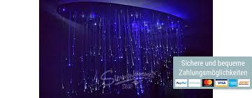 sternenhimmel led licht sternenhimmelshop