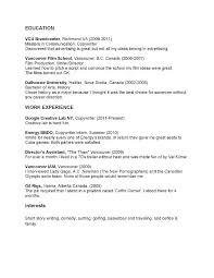 Copy Of Resume Template And Paste Examples Resumes