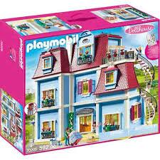 playmobil 70205 mein großes puppenhaus playmobil dollhouse