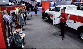 100 Work Truck Show Omaha Standard Palfinger Releases New Mechanics Body At WTS18