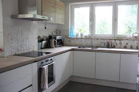 voir cuisine une cuisine scandinave réalisation gwenadeco