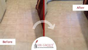 sir grout s high quality grout cleaning service renewed this worn
