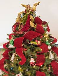 Balsam Hill Christmas Tree Sale by Bold Red Christmas Tree Ribbon Balsam Hill Australia