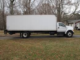 100 26 Foot Box Truck F650 Straight S For Sale