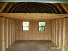 10x12 Barn Shed Kit by Woodville 10x12 Ezup Wood Storage Shed Kit Shedhouse Pinterest