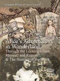 Buy Alice's Adventures In Wonderland And Through The Looking ... Buy Alice39s Adventures In Woerland And Through The Looking Heidi Barnes Noble Colctible Edition Youtube Alices By Lewis Carroll Design Grace The Social Media Book Tag Sporadic Reads Glass My Favorites Bijouxnoir Phliavdaemonenxx Read Any Beautiful Noble Leather Bound Classics Books Part Of