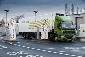 WAITROSE GOES GREEN WITH BIOMETHANE CNG TRUCKS - EV Info - Electric ...