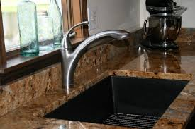 golden wave or lapidus granite advice and installed pictures