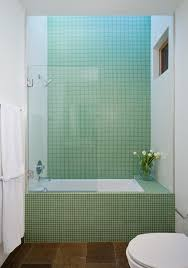 Bathtub Splash Guard Glass by San Francisco Small Tub Shower Bathroom Modern With Splash Guard