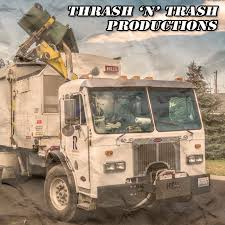 100 Garbage Truck Video Youtube Thrash N Trash Productions YouTube