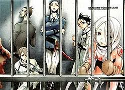 Hit The Floor Characters Wiki by List Of Deadman Wonderland Characters Wikipedia