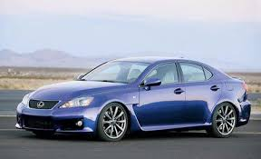 Lexus IS F Reviews Lexus IS F Price s and Specs Car and