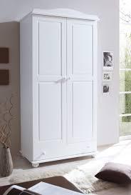weißer massivholz kleiderschrank sehr schöner und