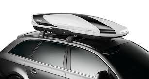 coffre toit de voiture choisir et fixer coffre de toit pour un départ en vacances