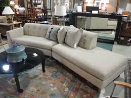 Ethan Allen Bennett Sofa 2 Cushion by Natuzzi Seams To Fit Home