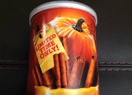 Pumpkin Spice Pringles 2017 by Review Limited Edition Pumpkin Pie Spice Pringles U0026 Happy