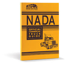 100 Used Truck Value Guide ATD NADA Official Commercial