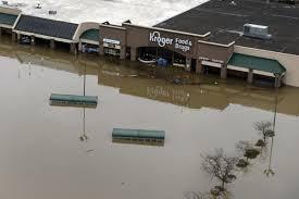 Flooding Closes Goshen Kroger Indefinitely