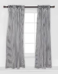 Striped Curtain Panels 96 by Amazon Com Bacati Grey Pin Stripes Curtain Panel Baby