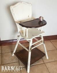 Refinished Antique Old Wooden High Chair By Barn Chic Designs. Two ... Antique And Vintage Tray Tables 782 For Sale At 1stdibs Wooden High Chair With Metal Best Oak Removable Porcelain For Sale Convertible Wood Thing Old Baby Chairs Red Kite Design Ideas Find More Fisher Price Up To Mocka Original Highchair Highchairs Au How Buy A Highchair Babycenter Painted 16 2018