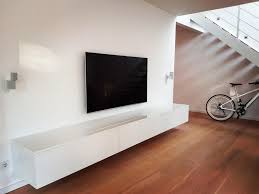 weißes hochglanz sideboard fürs wohnzimmer sideboard