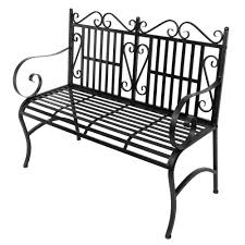 Details About Wrought Iron Chair Porch Rocker Patio Outdoor Deck Seat  Furniture 42 Black Metal Outdoor Fniture Ding Phi Villa 300lbs Wrought Iron Patio Bistro Chairs With Armrest For Genbackyard 2 Pack Wrought Iron Garden Fniture Mainstays 3piece Set Gorgeous Patio Design Using Black Chair And Round Table With Curving Legs Also Fabric Arlington House Chair Commercial Sams Club 2498 Slat At Home Lck Table2 Chairs Outdoor Gray Mesh Back