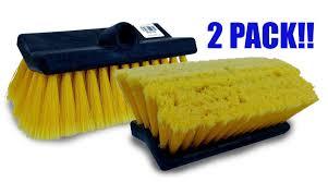 100 Truck Wash Brush 2 Pack Car Boat Rv Bilevel Fountain Ing 8 Viva