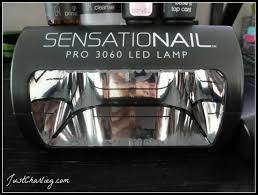 Sensationail Led Lamp Not Working by Just Charlie G