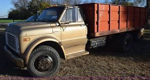 1969 GMC 5500 Grain Truck | Item K4853 | SOLD! December 2 Ag...