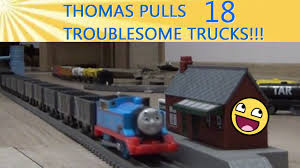 100 Trackmaster Troublesome Trucks Thomas And Friends Thomas The Tank Engine Pulls 18