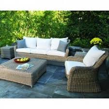 Ty Pennington Patio Furniture Mayfield by Wicker Deep Seating Patio Furniture Foter