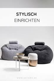 design sitzsack für innen und außen kaufen satamo