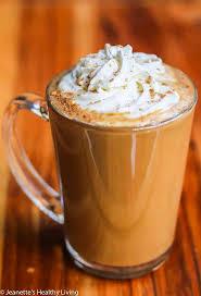 Starbucks Pumpkin Latte 2017 by Skinny Pumpkin Spice Latte Recipe Starbucks Copycat Jeanette U0027s