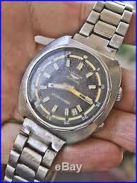 Vintage Longines Ultra Chron Diver Watch pressor 431 For Parts