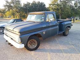 Projects - 1964 C10