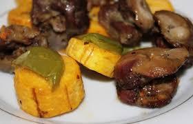 cuisiner les gesiers cameroun24 cameroun cuisine la recette du gésiers de