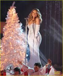 Rockefeller Christmas Tree Lighting Performers by Mariah Carey Rockefeller Center Christmas Tree Lighting 2013